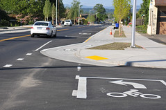 Cully Blvd cycle track-13