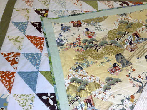 Throw Quilt by Duck Tales