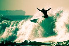 [フリー画像] 運動・スポーツ, マリンスポーツ, 波, サーフィン・サーファー, 201106211300