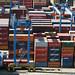 Lavori in corso al porto di Valparaiso