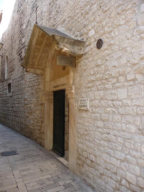 Benedictine monastery, Trogir