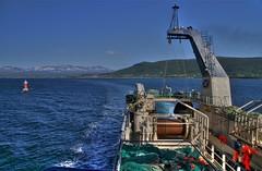 Ship wash (macerlend) Tags: canon eos wash 7d iphoto washing hdr trawler flickery photomatix canoneos7d factorytrawler efs1585mm