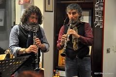 N2122882 (pierino sacchi) Tags: kammerspiel brunocerutti feliceclemente igorpoletti improvvisata jazz letture libreriacardano musica sassofono sax stranoduo