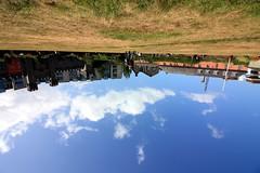 Upside down (Ondeia) Tags: ireland dublin dublino summer landscape upsidedown