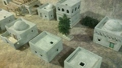Smallworld Arab 015 (Scott the Dog Guy) Tags: 28mm smallworldgames arab middleeastern terrain building gaming wargame