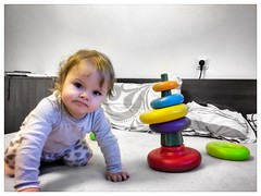 2017. Lviv. Ukraine (bobobahmat) Tags: child children kid social son baby boy family face people portrait city color toys bed home bedroom room ukraine lol life lviv
