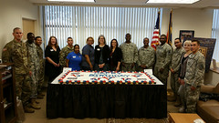 010917_C3_20170206_115459_resized (FortBraggParaglide) Tags: unitedserviceorganization 75yearanniversary usonc soldiersupportcenter fortbragg theparaglide xviiiairbornecorps paratroopers airborne heroes specialoperationscommand family soldiers fayetteville northcarolina nc spouse unitedstates usa ironmike simmonsarmyairfield pope popearmyairfield campmackall 82ndairbornedivision specialforces johnfkennedyspecialwarfarecenter 82ndcombataviationbrigade toseemorephotosvisitwwwparaglideonlinenet