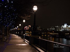 Rainy walk on the Southbank London. (Albatross Imagery) Tags: flickr cityscape city rain instagram photo photography nightphotography nightscape nikkor nikon night riverthames southbank london