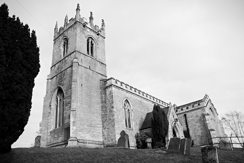 The Parish Church of All Saints, Harworth