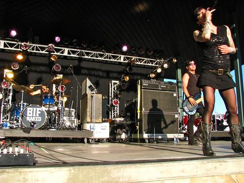 Bif Naked at Surrey Canada Day   Rebecca Bollwitt   Flickr