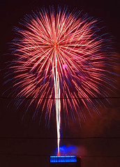 Fireworks in Indianapolis 8
