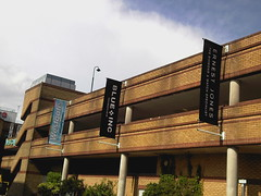 Text direction FAIL. (Trevor Coultart) Tags: signs vertical shopping ads centre banners stevenage adverts westgate fail
