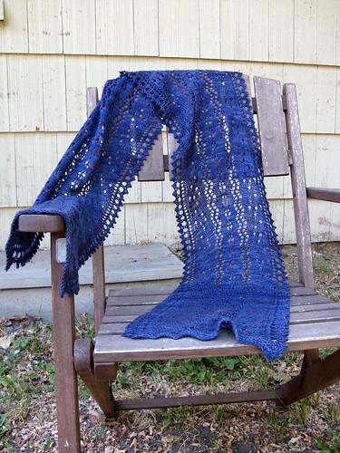 Milkyway scarf