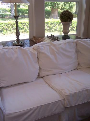 the pottery barn basic slipcovered sofa saga confessions the rh theinspiredroom net