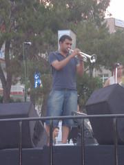 Pinhani at Cumhuriyet Meydanı