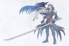 Sephiroth colored (Neokratos) Tags: white black mushroom goofy pencil pencils drawing chibi jin donald fungus devil colored truffle coloured colori bianco rare nero pippo matita tekken disegno sora grimmy lineart ratman riku kairi creed paperino raro roxas ezio grimm sephiroth fungo tartufo assassins colorato pastelli auditore