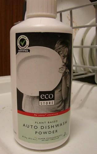 Eco Store Dishwasher Powder