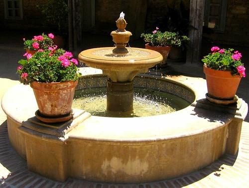 Fountain Casa Covarrubias