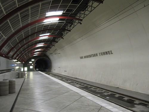 robertson tunnel