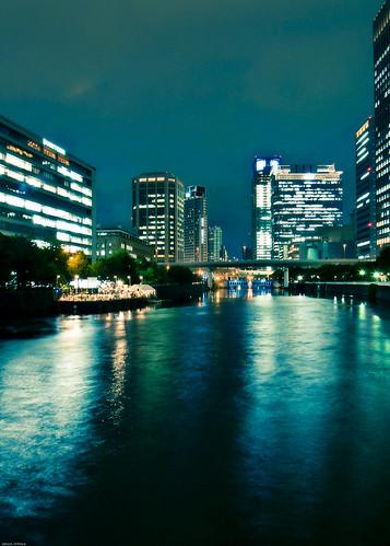 16071 : Nakanoshima Blue