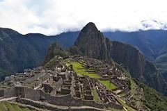 Machu Picchu (Ray Euden) Tags: peru machu picchu inca ruins machupicchu huaynapicchu lostcity huayna urabamba hirambingham