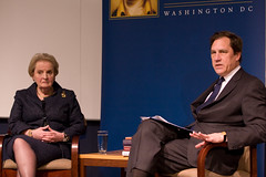 Image 75 (ElliottSchool) Tags: public gw genocide mb gwu madeleinealbright albright mikebrown internationalaffairs inderfurth elliottschool