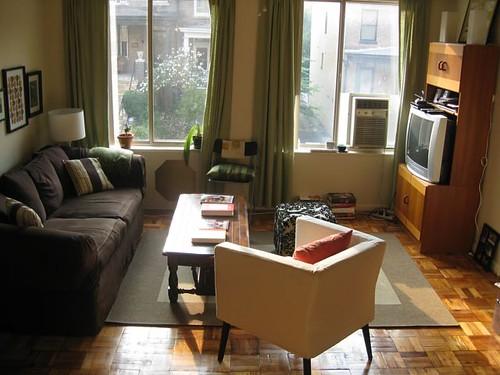 Apartment Update - Livingroom