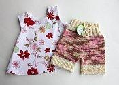 Wildwood Swing Top and Knit Shorts - medium