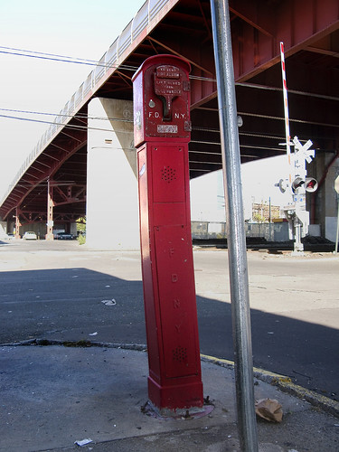 Pulaski Bridge Firebox by you.