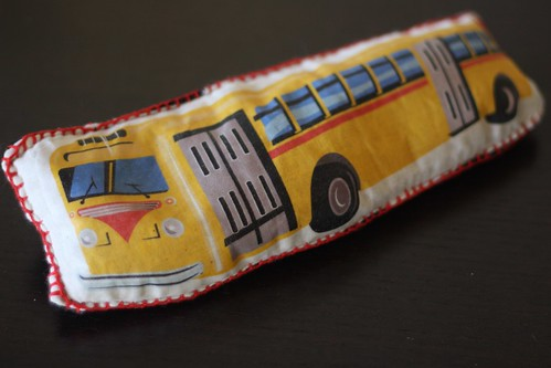Bean Bag Bus