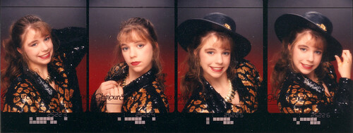 Old Pictures - Glamour Shots, Cowboy Hat? (1993)