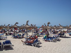 Sa Coma, Majorca (LittleEmma5) Tags: beach bluesky mallorca majorca sacoma