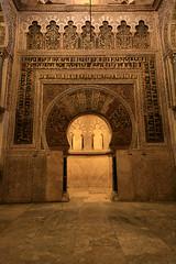 مسجد قرطبة (Julie™) Tags: spain julie mosque andalucia cordoba mezquita مسجد محراب اسبانيا الاندلس قرطبة
