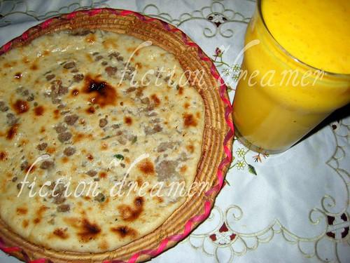 Ramadhān treats ~ keemay wallay naan