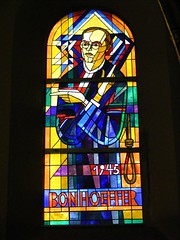 Dietrict Bonhoeffer Stained Glass,St Johannes ...