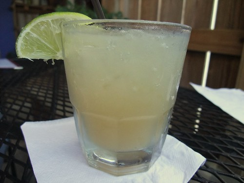 Margarita from Banana Bean Cafe
