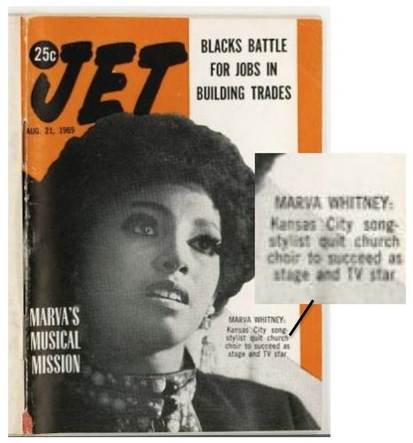 Marva Whitney