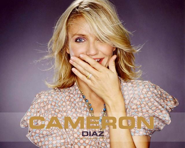 Cameron Diaz by Zitza