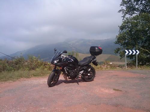 Scenic bike picture.