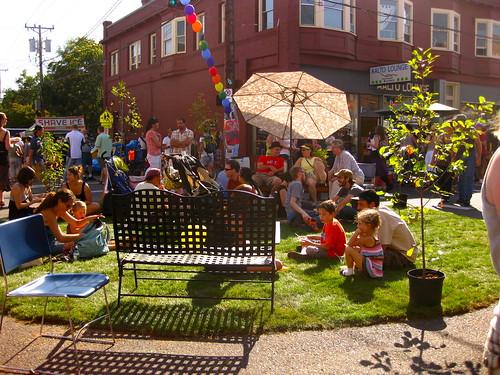 2009 Belmont Street Fair