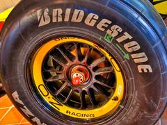 Bridgestone Potenza - OZ Racing (NutleyBoy) Tags: pentax potenza hdr km frentzen ozracing brigestone brooklandsmuseum smcpentaxda1855mm jordanej10