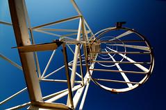 Watchtower (Per Foreby) Tags: blue sky tower nikon watch malmö flickrmeet watchtower d300 bibble västahamnen upcoming:event=4414772