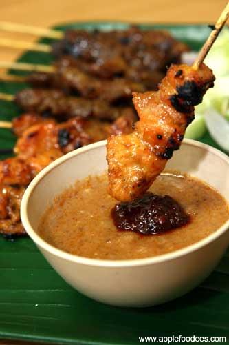 Chicken Satay 2