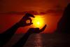 Play (benitojuncal) Tags: sunset sun sol portugal contraluz de play porto lobos madeira isla ilha camara solpor vellos mywinners