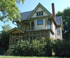 Berwyn, Illinois (ihynz7) Tags: homes house illinois victorian historical berwyn georgefbarber berwynhistoricalsocietyspecialsite