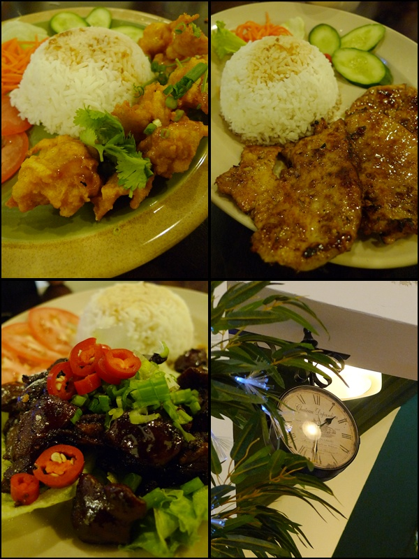 Rice Dishes Vnam Kitchen