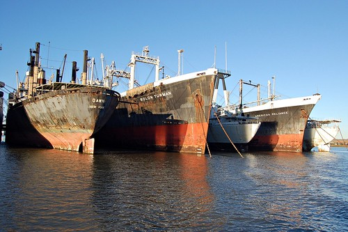 Suisun Bay Reserve Fleet (2)
