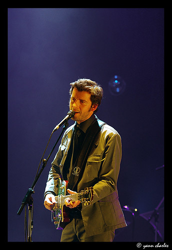 Alexis HK en concert @ Tremblay en France 2009