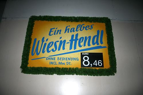 Hendl-Preise
