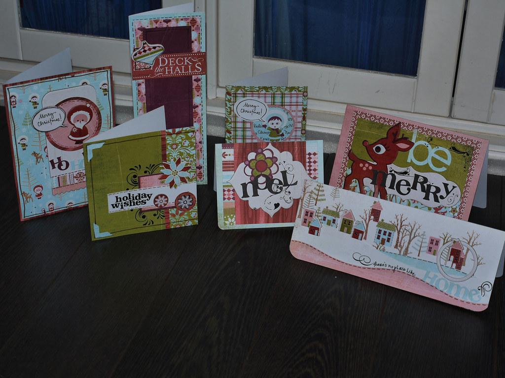 Weihnachtskarten Gesamt